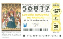 El gordo spanish sweepstakes international lottery program